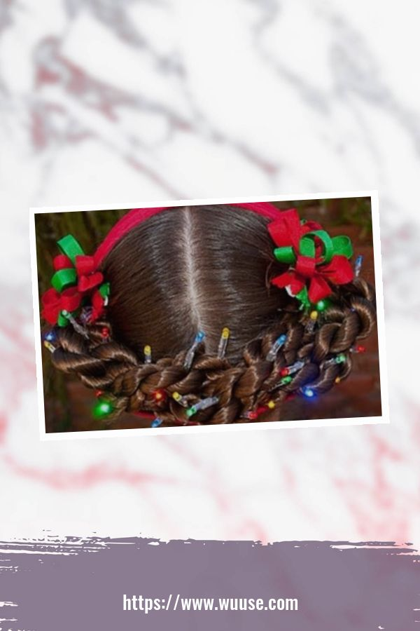 50 Lovely Holiday Hairstyles For Every Christmas Outfiits 3