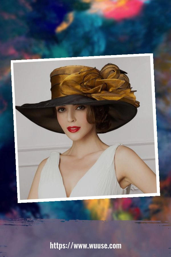 50 Pretty Hat For Church This Christmas Ideas 3